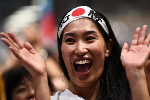 The Rugby World Cup in Japan delighted people all over the world (Picture: Anne-Christine Poujoulat/AFP via Getty Images)