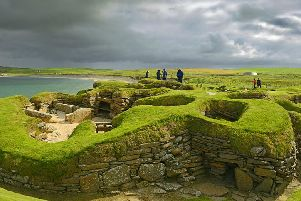 Historic Scotland are giving away free tickets to visit historic sites in Scotland - including Skara Brae (Shutterstock)