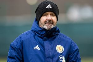 Scotland head coach Steve Clarke has had to deal with a spate of call-offs. Picture: Craig Williamson/SNS