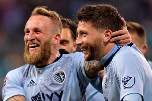 Johnny Russell has revealed his desire to play for boyhood club Celtic. Picture: Getty