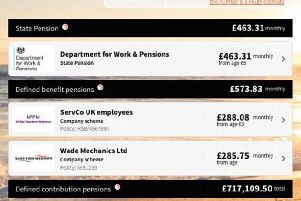 The Pensions Dashboard