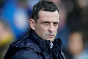 Jack Ross is set to become the next manager of Hibs.