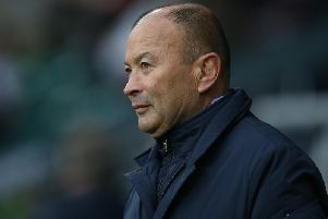 Eddie Jones has had his say on Scotland's World Cup campaign and the prospect of Japan playing in the Six Nations