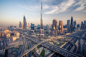 The Dubai campus brings in income for the university and no money from UK taxpayers is used towards its costs. Picture: Shutterstock
