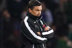 Paul Heckingbottom was sacked by Hibs after a poor start to the season. Picture: Craig Williamson/SNS