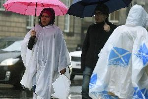 Scots have voted 'dreich' as their most iconic word despite its gloomy connotations.