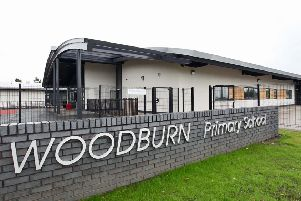 Woodburn Primary School, The Campus, Dalkeith