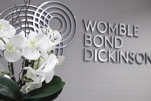 Womble Bond Dickinson are working hard to promote financial inclusion.