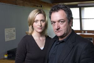 Ken Stott stars as Inspector John Rebus in the ITV adaptation of Ian Rankin's books
