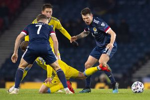 Rangers and Scotland midfielder Ryan Jack has been in fine form for both club and country. (Photo by Alan Harvey / SNS Group)