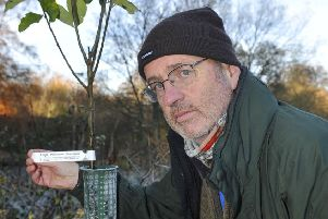 Donald McPhillimy, chairman of Greener Melrose, will chair the debate.