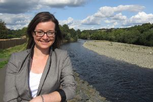 Jenny Marr, the Liberal Democrat candidate for Berwickshire, Roxburgh and Selkirk.