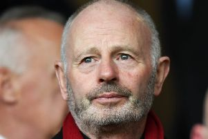 Stewart Milne will leave Scottish football's front line next month after 22 years in charge at Aberdeen. Picture: Craig Williamson/SNS