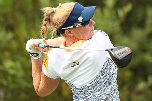 Kylie Henry made a strong start in the Costa Del Sol Open. Picture: Kelly Defina/Getty