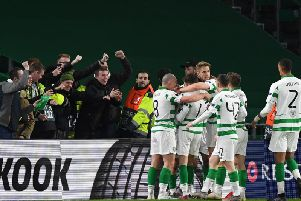 What a night at Celtic Park!