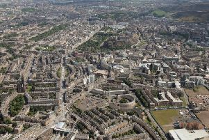 Edinburgh's tech sector has thousands of new jobs in the pipeline, according to the Knight Frank report. Picture: Contributed