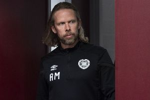 Hearts' caretaker boss Austin MacPhee says the 3-0 defeat by Kilmarnock perhaps hit him harder than any other defeat in his career. Picture: Ross Parker/SNS