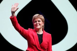 Nicola Sturgeon says indyref2 has never been tested in court