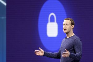 """Mark Zuckerberg said it is a """"very complex issue"""" and believes people should be able to see what politicians have to say."""