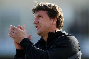 Daniel Stendel is expected to be Hearts' new manager
