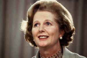 Margaret Thatcher, seen in 1979, was one of the first world leaders to take climate change seriously (Picture: PA)
