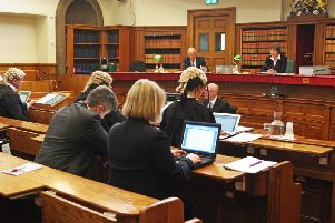 In Scotland's current court system jurors have the options of guilty, not guilty or not proven available to them.