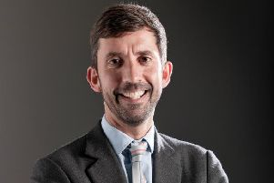 New National Museum director Christopher Breward has previously worked at the National Galleries and Edinburgh College of Art.