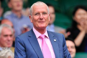 Bob Willis became a successful commentator in retirement, lauded for his performance in the Third Ashes Test of 1981. Picture: Glyn Kirk/AFP/Getty