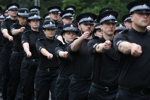 Opposition leaders warned of  'toxic mix of chaos' in Scotland's  national police force. Picture: PA