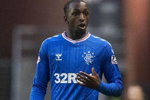 Dundee were battling relegation when they sold Glen Kamara to Rangers last season. Picture: Craig Foy / SNS