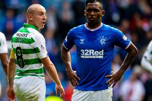 Morelos has failed to score against Celtic in ten attempts.