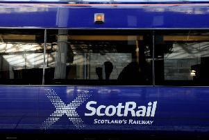 ScotRail has cancelled a number of services.