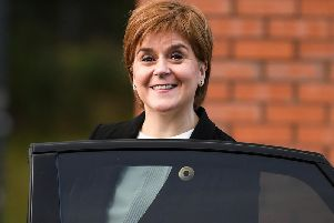 Nicola Sturgeon is leader of the SNP