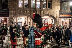 Immerse yourself in Scotlands creative heritage at a unique Burns Night celebration to remember in The Fife Arms this January