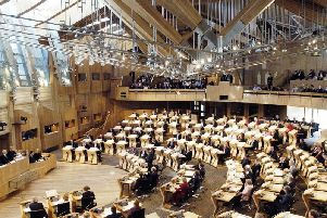 The Scottish Parliament is in line to get new powers after Brexit