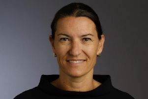 Paula Cousins take up the post of chief strategy and sustainability officer. Picture: Contributed
