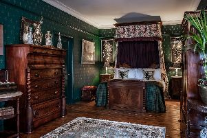 Dont miss the jaw-dropping Royal Suites, inspired by some of Braemars most noble visitors