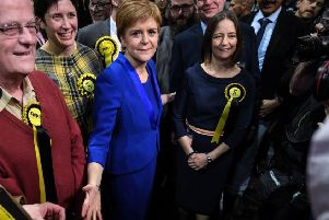 The SNP significanlty increased their share of the popular vote (Getty Images)
