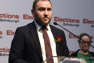 Ian Murray delivered a warning to his party after remaining the sole Labour MP in Scotland.