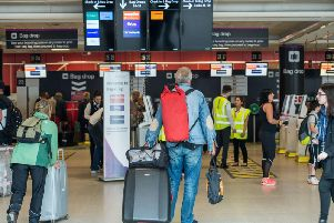 The airport has cited falling domestic travellers as driving the reduction