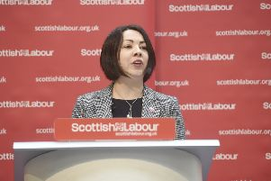 Labour's Monica Lennon says Johnson could let Holyrood decide (Picture: Greg Macvean)