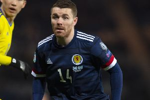 John Fleck is now a vital member of a resurgent Sheffield United side. Picture: SNS.