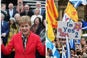 The First Minister will tomorrow(Thursday) launch a document, entitled Scotlands Right to Choose despite Boris Johnsons statement last week that he would refuse any application for a Section 30 Order.