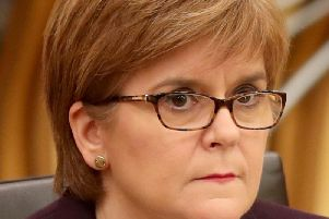 Nicola Sturgeon was quizzed on her domestic record in the final FMQs before Christmas.
