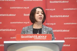 Monica Lennon said the link with the UK party was stopping the Scottish Labour leadership from being taken seriously