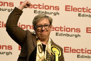 """Who did Joanna Cherry call """"repellent""""? (Picture: Lisa Ferguson)"""