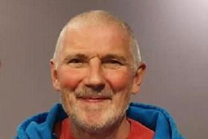 Terence Rooney, 65. Picture: Police Scotland