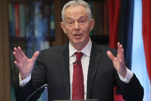 Tony Blair was treated as a moderate and pragmatic voice during the EU referendum debate (Picture: Yui Mok/PA Wire)