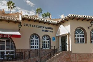 The three family members were found unresponsive in a pool at Club La Costa World on Christmas Eve. Picture: Google