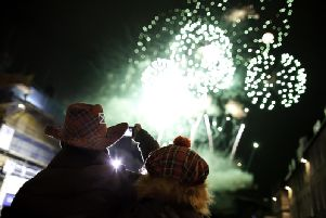 Where are you celebrating Hogmanay this year?